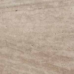 Ivory Beige Vein Cut Travertine Slab Tan Brown Beige Cream Indoor Outdoor QDISurfaces
