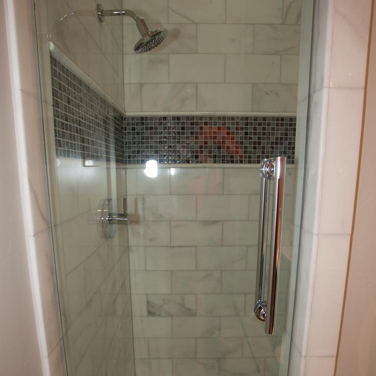 Lusso Carrara Marble Tile 6x12 Polished 2 Gray White Indoor Floor Wall Backsplash Tub Shower Vanity
