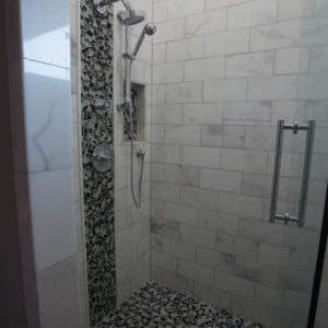 Lusso Carrara Marble Tile 6x12 Polished 3 Gray White Indoor Floor Wall Backsplash Tub Shower Vanity QDIsurfaces