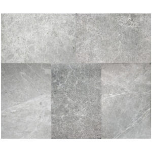 Marine Fantasy Marble Paver 16x24 Tumbled Gray Outdoor Floor Wall Pool Patio Backyard QDIsurfaces