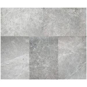 Marine Fantasy Marble Paver 16x24 Tumbled Gray Outdoor Floor Wall Pool Patio Backyard QDIsurfaces