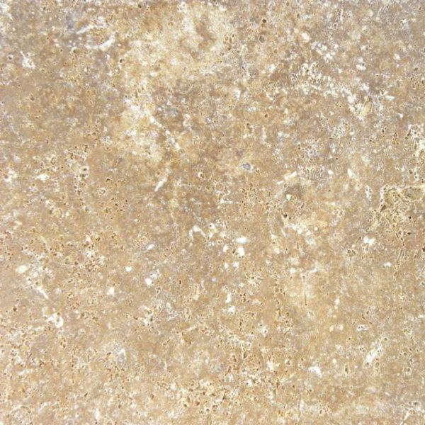 Noce Travertine Mosaic Tile Beige Cream Tan Brown Gray White Indoor Floor Wall Backsplash Countertop Tub Shower Vanity QDIsurfaces