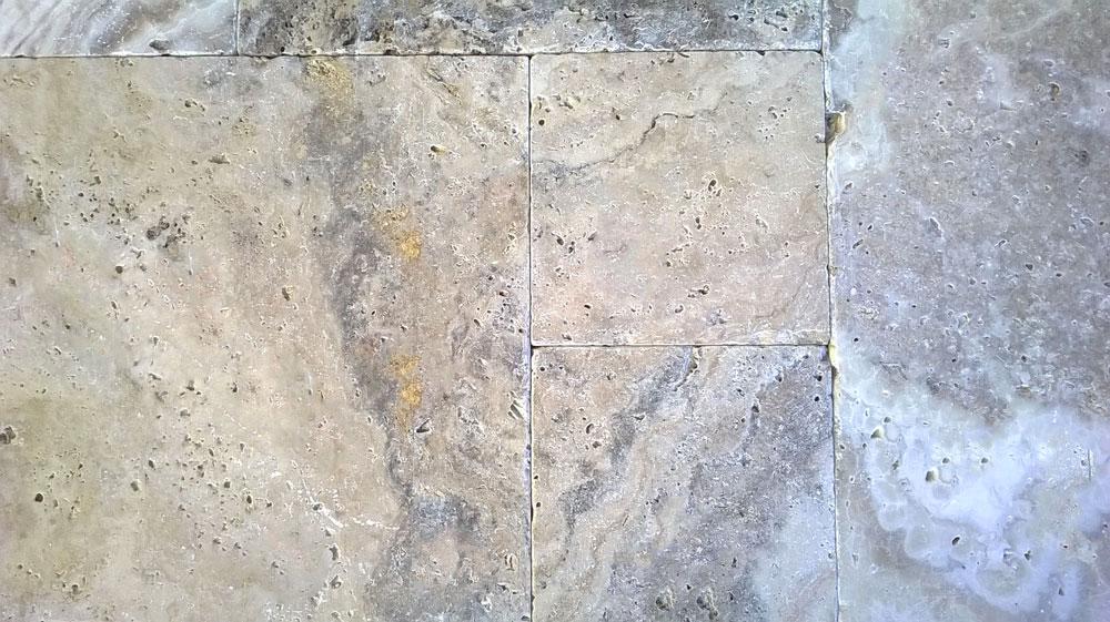 Philadelphia travertine mosaic tile qdi surfaces for Bathroom tile philadelphia