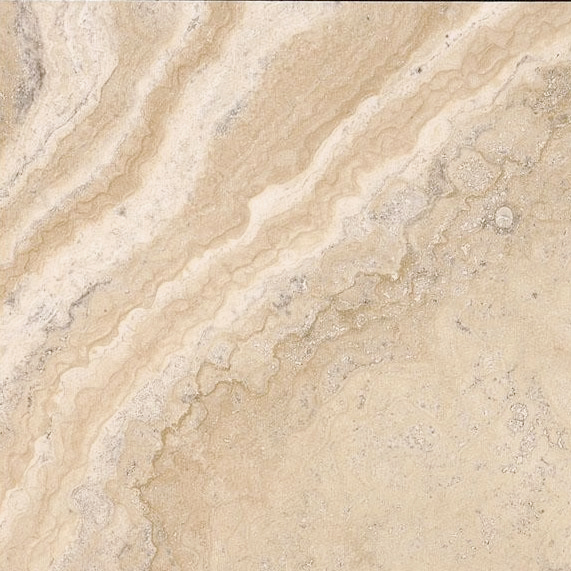 Philadelphia Travertine Tile 12x12 Filled Honed Beige Cream Tan Brown Gray White Indoor Wall Backsplash Countertop Tub Shower Vanity QDI