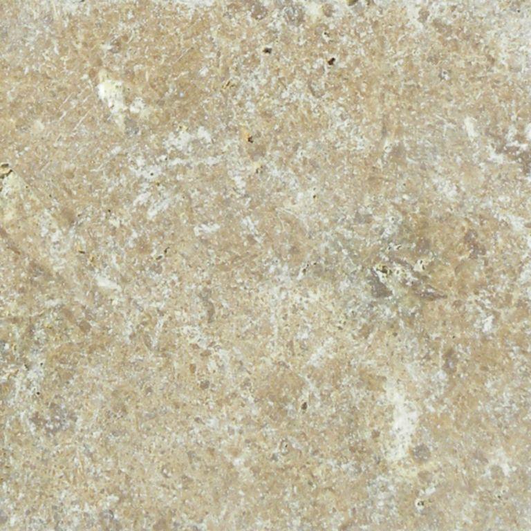 Tumbled Light Beige Stone Effect Travertine Wall Floor: QDI NOCE Travertine Tile