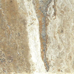 Riviera Travertine Tile Tan Brown Beige Cream Gray White Indoor Floor Wall Backsplash Countertop Tub Shower Vanity QDIsurfaces