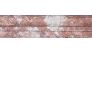 Rojo Marble Trim Tile Red Pink Indoor Floor Wall Backsplash Tub Shower Vanity QDIsurfaces