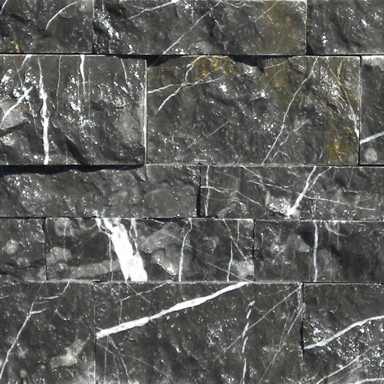 Taurus Black Marble Mosaic Tile Qdi Surfaces
