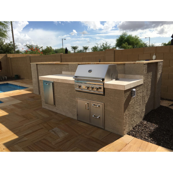 Teakwood Sandstone Paver Versailles Pattern Sandblasted 12 Tan Brown Beige Cream Outdoor Floor Wall Pool Patio Backyard QDIsurfaces