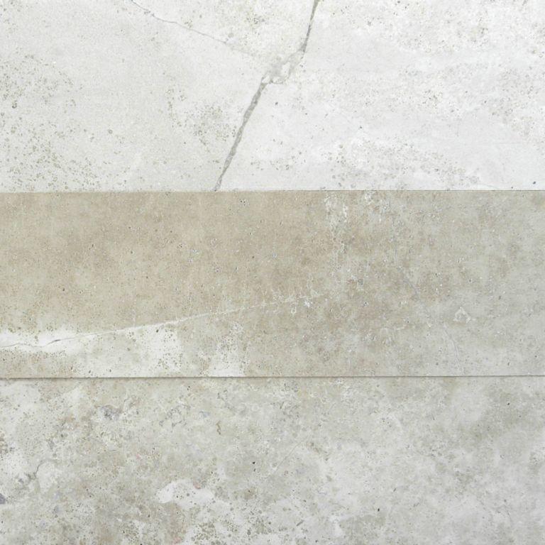 bathroom grey grain floor wood flooring ceramic walls tile plank floors