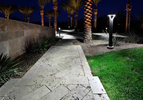 Walnut Travertine Paver 6x12 Tumbled 14 Tan Brown Beige Cream Outdoor Floor Wall Pool Patio Backyard Tub Shower Vanity QDIsurfaces