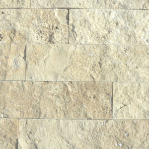 Walnut Travertine Split Face Tile Tan Brown Beige Cream Gray White Indoor Outdoor Wall Backsplash Tub Shower Vanity QDIsurfaces