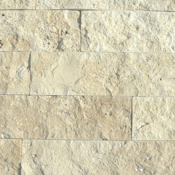 Walnut Travertine Split Face Tile Tan Brown Beige Cream Gray White Indoor Outdoor Wall Backsplash Tub Shower Vanity QDIsurfaces