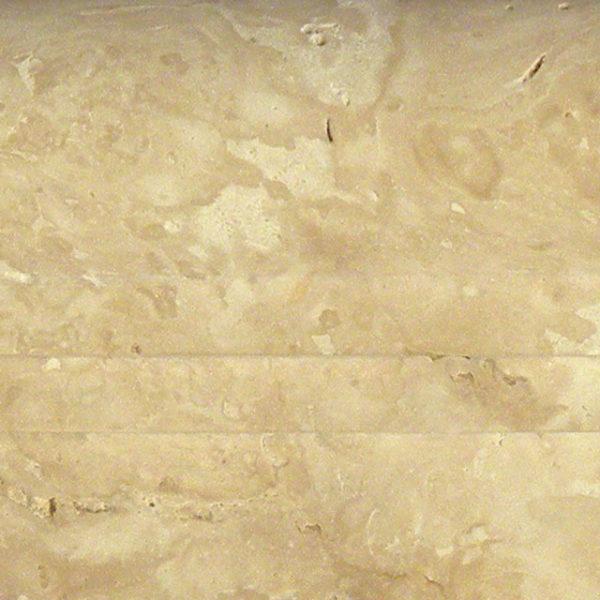 Walnut Travertine Trim Tile Tan Brown Beige Cream Gray White Indoor Wall Backsplash Tub Shower Vanity QDIsurfaces