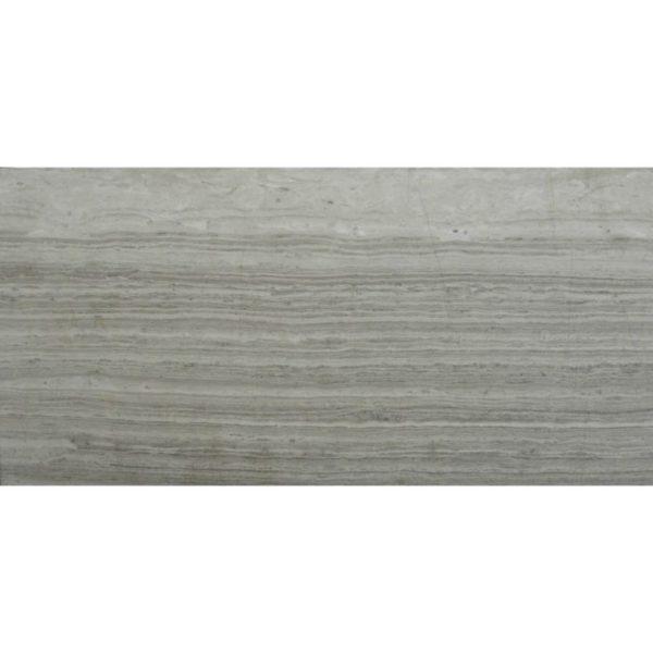 Wooden Gray Limestone Tile 12x24 Honed Gray White Indoor Floor Wall Backsplash Tub Shower Vanity QDIsurfaces