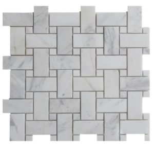 Zeugma M 8009P Glass Mosaic Tile Gray White Outdoor Indoor Wall Backsplash Tub Shower Vanity QDIsurfaces