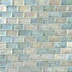 Zeugma Opalescence IBR 01 02 Glass Mosaic Tile Blue White Yellow Gold Outdoor Indoor Wall Backsplash Tub Shower Vanity QDI