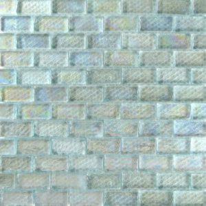Zeugma Opalescence IBR 02 Glass Mosaic Tile 12x12 Blue Green Yellow Outdoor Indoor Wall Backsplash Tub Shower Vanity QDI