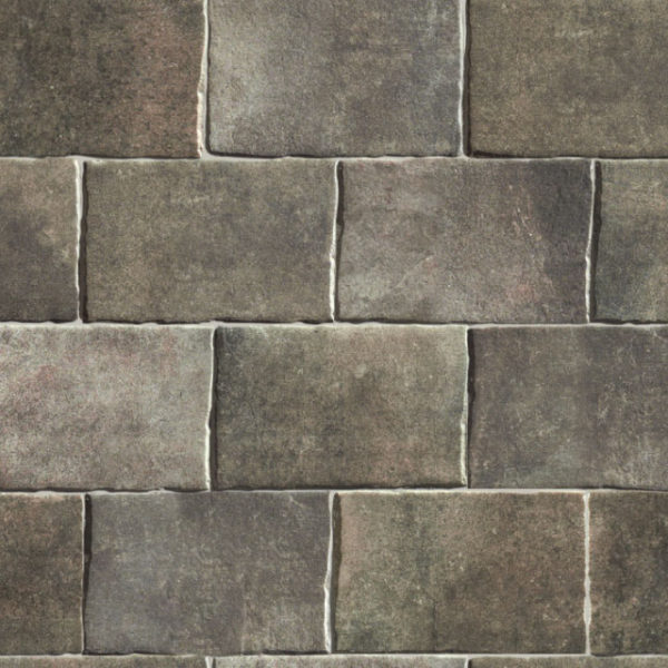 "GEO-TECH MOUNTAIN 9""x13"" Glazed Extruded Porcelain Tile"