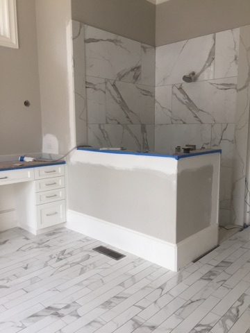 """Place Polished 23.375""""x46.5"""" Glazed Rectified Porcelain Floor & Wall Tile"""