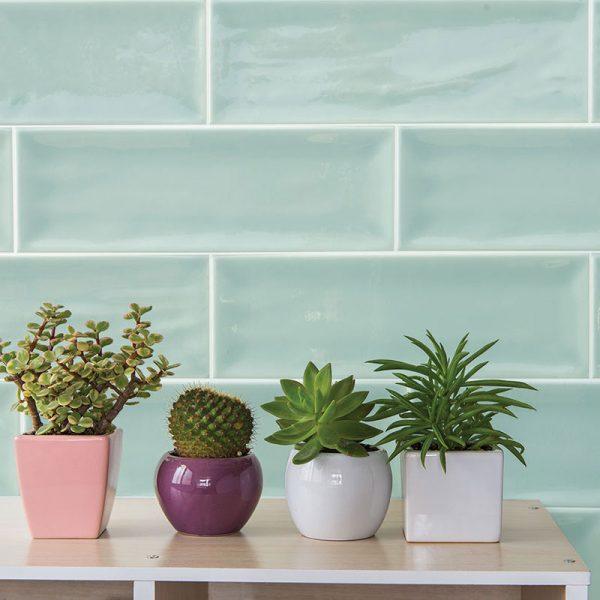 1 ARIA Aquamarine 4x12 ceramic wall tile QDI Surfaces product room scene 800x800 1