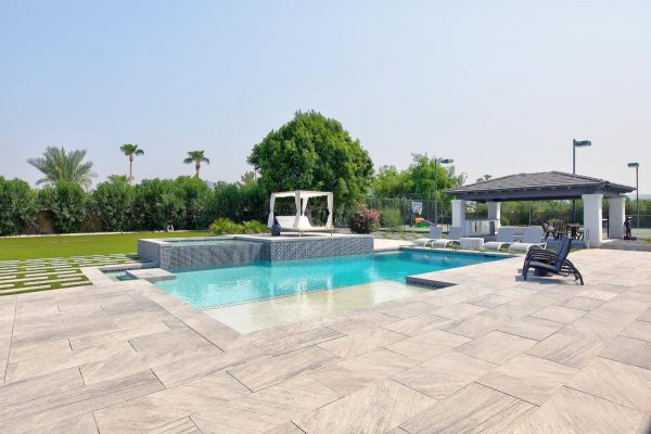 QUARTZITE Grigio 20x40 2cm porcelain paver QDI Surfaces 12