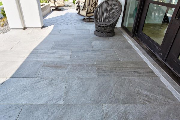 QUARTZITE Grigio 20x40 2cm porcelain paver QDI Surfaces 4