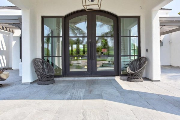 QUARTZITE Grigio 20x40 2cm porcelain paver QDI Surfaces 6