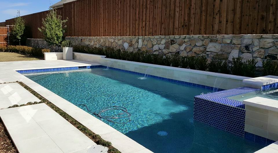 Freska Limestone Single Bullnose Pool Coping QDIsurfaces - Bullnose tiles for pools