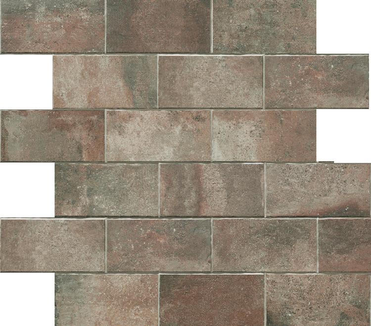 Ferro Di Boston X Porcelain Floor Wall Tile QDI Surfaces - 6 x 12 porcelain floor tile