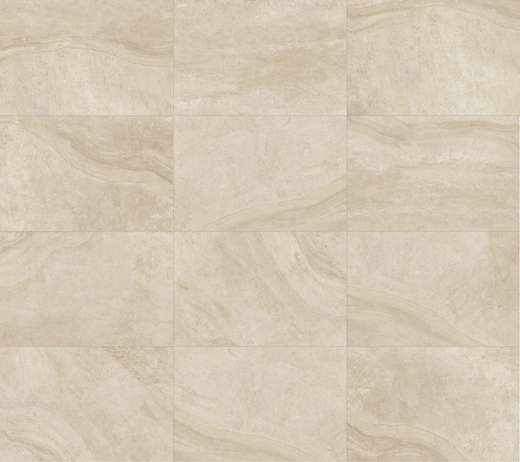Loire Beige X Porcelain Floor Wall Tile QDI Surfaces - 24 x 36 porcelain tile