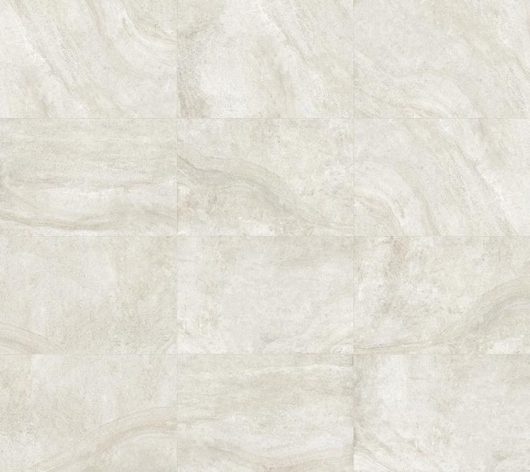 Loire Blanc X Porcelain Floor Wall Tile QDI Surfaces - 24 x 36 porcelain tile