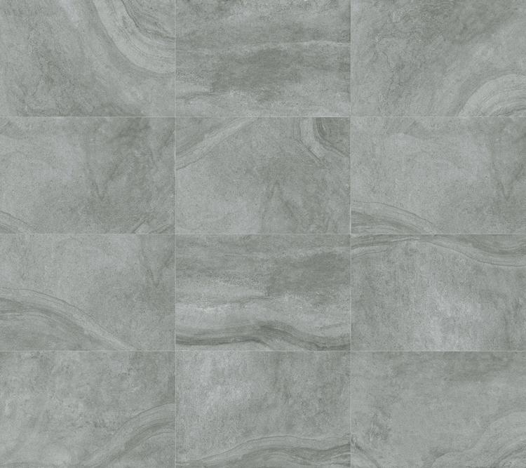 Loire Gris X Porcelain Floor Wall Tile QDI Surfaces - 24 x 36 porcelain tile