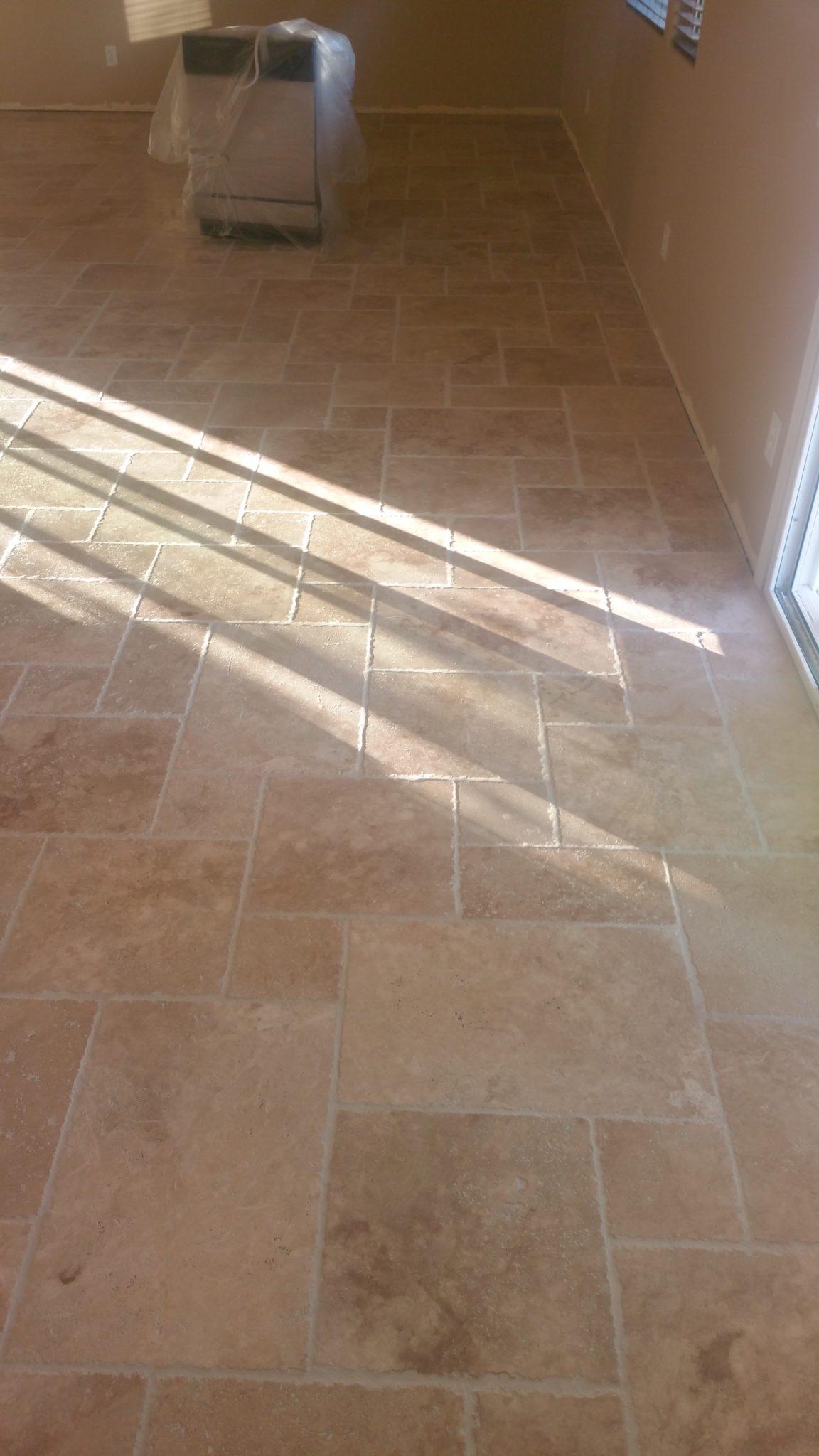 Ivory Beige Travertine Tile Qdi Surfaces