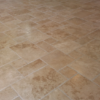 Ivory Beige Versaille Pattern Brushed and Chiseled Tile