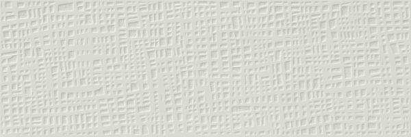 "Elven Art Blanco 12""x36"" White Bodied Ceramic Wall Tile"