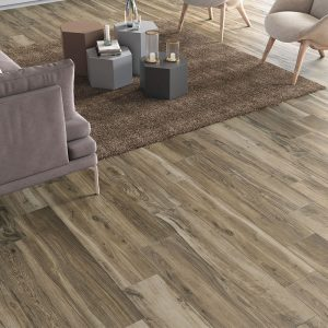 1 AMAZONIA Canela 8x36 porcelain floor wall tile QDI Surfaces product room scene 800x800 1