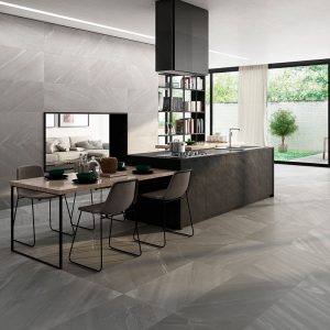 1 BURLINGSTONE Marengo 12x24 porcelain floor wall tile QDI Surfaces product room scene 800x800 1