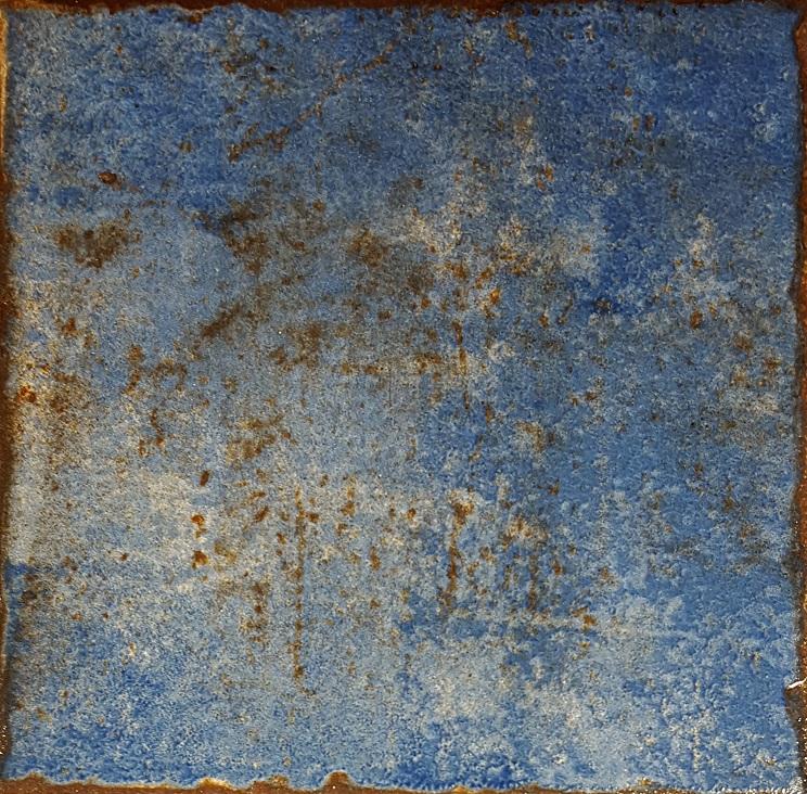 Oasis Blue 6 Quot X6 Quot Porcelain Waterline Tile Qdi Surfaces