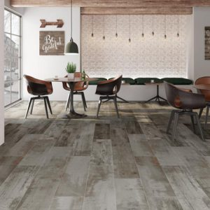 Atrium Tasmania Cold 10x40 Glazed Porcelain Floor Wall Tile White Gray Brown Tan QDI Surfaces