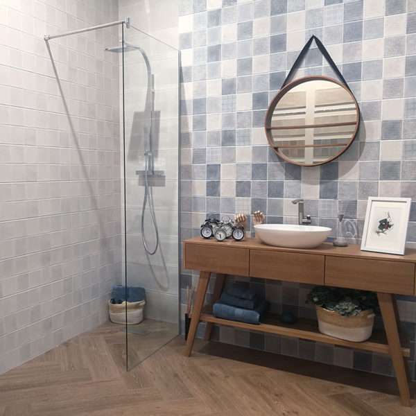 1 trapani art azul 10x28 ceramic wall floor tile interior exterior commercial residential qdi surfaces product room scene 800x800