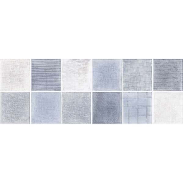 2 trapani art azul 10x28 ceramic wall floor tile interior exterior commercial residential qdi surfaces product image 800x800