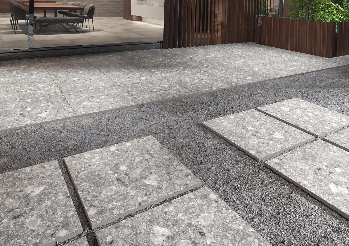 Terra Stone - Grey