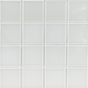 Crystal Solid White