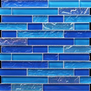 Ripple Ocean Blue Random