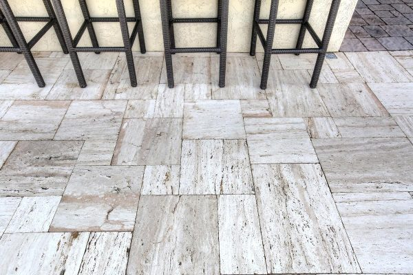 Wooden Pavers 5