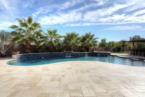 Wooden Pavers 7