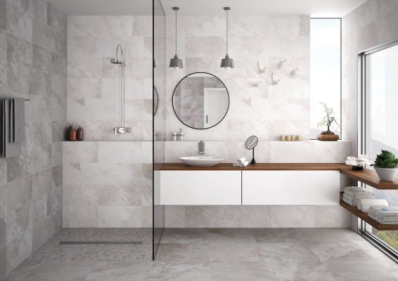 AXIS GREY WHITE roomscene