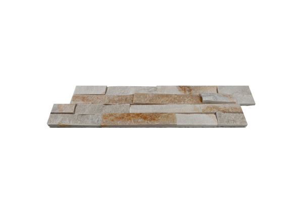 Ledgerstone Split Face Beachwalk Quartzite 2