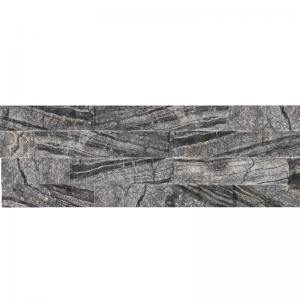 Ledgerstone Split Face Black Forest Quartzite